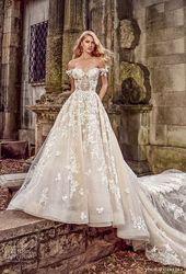 Amalia Carrara Spring 2018 Bröllopsklänningar   Bröllopsinspirasi