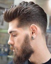 45 Stylische Hipster Frisuren Fur Manner Hipster Frisur Herrenhaarschnitt Frisuren