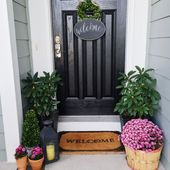 Fall Porch Decor: 25 Fresh and Beautiful Ideas – jane at home