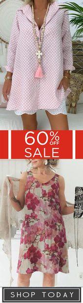 BIG SALE !!! Fashion Printed Plus Size Clothing  – Mode & Beauty