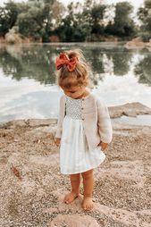 Baby Cards Atlantic Dress  - 3T — Floral Brooks