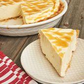 Salted Caramel Whipped Cream Pie Recipe – RecipeChart.com
