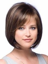 American Hot Trendy Wig Female Bob Wigs Straight Hair Wigs for Women Short Hairpieces Brown Bob Wig Fancy Dress Party Wig Hair Replacement Wigs Mommy Wig Cosplay Costume Wigs for Ladies Ombre Hair Wig  | Wish