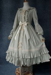 50+ SWEET AND MYSTERIOUS LOLITA DRESSES ARE POPULAR WITH YOUNG PEOPLE – Page 31 of 53
