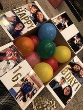 #birthdaygifts #boyfriendgiftsideas #inventive | Ca… – #birthdaygifts