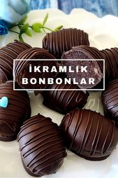 Photo of Bonbon Bonbon with 3 Ingredients (5 Min.) Delicious Recipes
