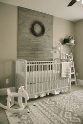 Die Woodlands Nursery   – Baby Boy Nursery Ideas
