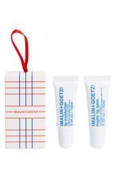 Malin + Goetz Full Size Lippen Feuchtigkeitscreme & Balsam Set ($ 28 Value)