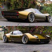 Lamborghini Miura – Der legendäre Lambo! – #der #…
