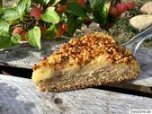 Apfelkuchen mit Eierlikör und Haselnüssen – Aus meinem Kuchen und Tortenblog