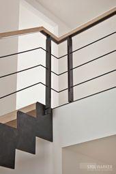 Treppen, Geländer & Handläufe   – Stairs