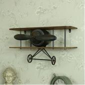 Wall shelf Bevis AeroplaneWayfair.de