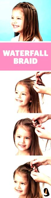 #Easy Hairstyles for toddlers #simple #hairstyles #fr #kids#easy #hairstyl