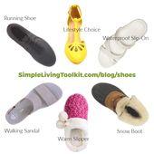 Die sechs essentiellen Schuhe – Simple Living Toolkit