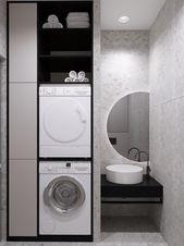 Black, White & Beige Apartment For The Fashionista