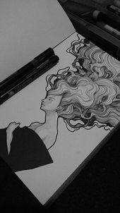 Seien Sie interessant, Haare wie diese zu machen, …