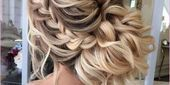 Along with the mention of plaited updos, people consider them as … – hairstylin #braided hairstyles # hairstyles #frisurenide …