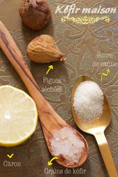 Kéfir de fruits et Naturopathie (boisson probiotique maison)