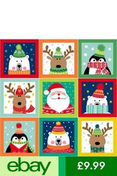 Bells /& Hearts 300gsm Card NEW 20 x A4 Sheets Reindeers