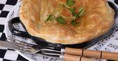 Receta de pastel de carne con hojaldre   – Recetas El Gourmet