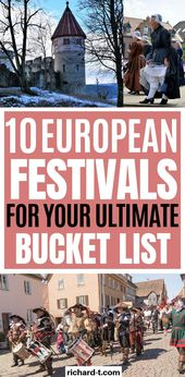 Europe is an awesome travel destination for anyone! Here are 10 European summer …