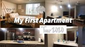 MY FIRST APARTMENT TOUR  1855 Place – YouTube – AMAZING YOUTUBERS