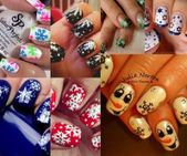 20 designs d'art d'ongles flocon de neige cool