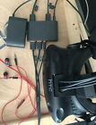 Htc Vive Virtual Reality Vr Headset With Head Strap Link Box Cables Ship Today Virtual Reality Videos Vr Headset Virtual Reality