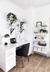 Photo of 120+ Best Home Office Decorating Ideas