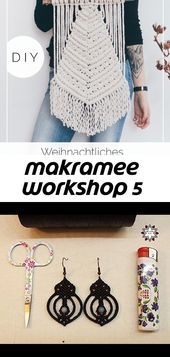 Makramee workshop 5