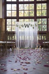 DIY Marriage ceremony Ceremony Backdrop (No Instruments Required!)