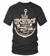 UPCHURCH THINGS  -  Round neck T-Shirt Unisex  #Shirts #StartingwithUTshirt #MensFashionWinter #MensFashionHipster