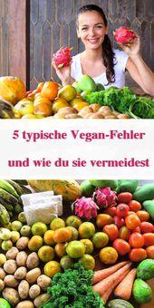 Wie du 5 typische Vegan-Fehler vermeidest – Vegan Athletes Blog