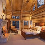 Country & Rustic Bedrooms We Love – Bor i hytta