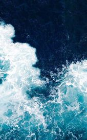 # Tapeten #Sommer #Blau #Strand #Wellen #Wasser #Telefon #Telefon #android #ästhetisch #Einfach water wallpaper