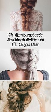 24 Stunning Prom Hairstyles For Long Hair