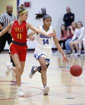 Basketball-Zusammenfassung für Highschool-Mädchen: Dale überlebt CHA in einem Thriller   – Madder win