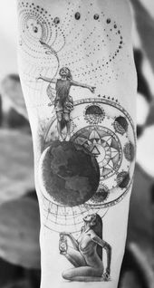 fine line tattoo © tattoo artist Balazs Bercsenyi – Tattoo