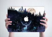 Hogwarts macbook case cla170713