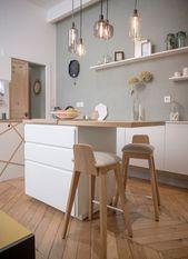 weiße Küchenfarbe   – Ikea küche
