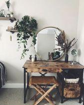 Cool 70 Beautiful Farmhouse Master Bedroom Decor Ideas, # Farmhouse # Cool …