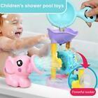 1 Satz Spaß Bad Spielzeug Dusche Spray + Wasser Wasserrad Badewanne für Badezimmer Kinder sh   – Items