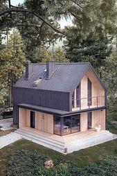 50+ Trendy Modern Barn Homes
