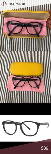 Gant GW Colby Black Glasses Frames 51-17-140 Hardly worn glasses with prescripti… – Shop my closet
