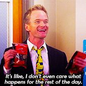Our Feelings About The Coming of Summer As Told By Barney Stinson