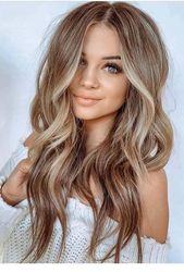 The most amazing balayage long hairstyles for women 2019 – Miladies.net – top