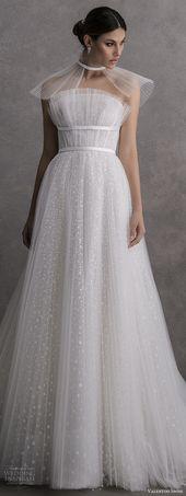 Valentini Spose vår 2020 bröllopsklänningar   Bröllopsinspirasi