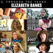 Happy Birthday To Elizabethbanks Which Is Your Favorite Of Her Films 2003 Seabiscuit 2005 40yearoldvirgin 2007 40 Year Old Virgin Rotten Tomatoes Film