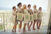 Bridesmaid Bag,Bridesmaid Bags, Bridesmaid Tote Bags, Monogram Bags,Monogram Tote,Tote Bags, Tote Bag,Modern Vintage Market