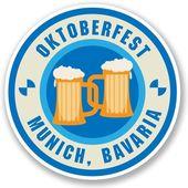 1.99 GBP – 2 X Oktoberfest Munich Bavaria Vinyl Sticker Laptop Travel Luggage 4232€ #ebay #Home & Garden